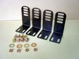 フルバケットシート用4Pサイドステー レカロSP-GN対応