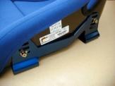 フルバケットシート用2Pサイドステー  レカロSP-GN対応