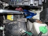 フロントストラットバー typeSTD SZ0190-FTS-00