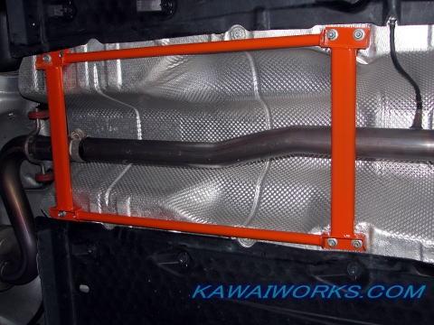 センターモノコックバー  type-2  IM0710-MOM-18