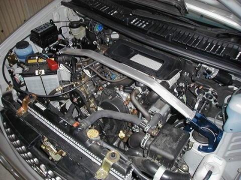 フロントストラットバー typeOS DA0090-FTO-00