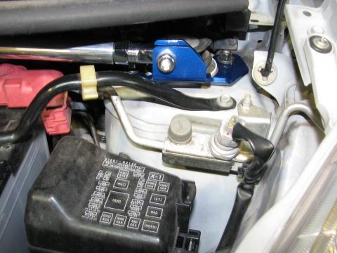 フロントストラットバー typePG DA0182-FTP-00