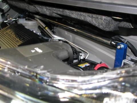 フロントストラットバー typePG DA0350-FTP-00