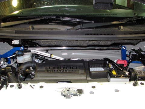 フロントストラットバー typeSTD DA0350-FTS-00