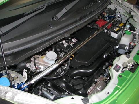 フロントストラットバー typeSTD SZ0620-FTS-00