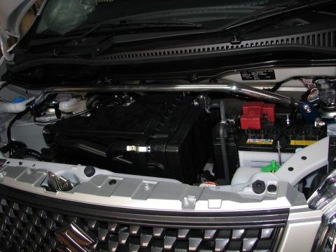 フロントストラットバー typeSTD SZ0611-FTS-00