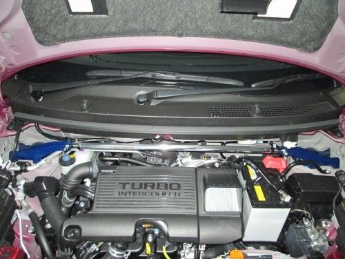 フロントストラットバー typeSTD DA0390-FTS-00