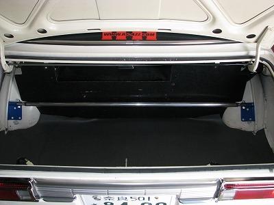 リヤストラットバー typeSTD P-510 ツインキャブ車用