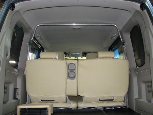 リヤピラーバー 標準ルーフ車用 typeスクエア SZ0560-PIE-18