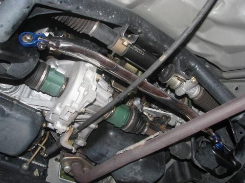 フロントロアアームバー  MT0330-LOF-01