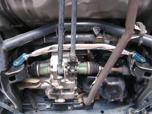 フロントロアアームバー  MT0330-LOF-02